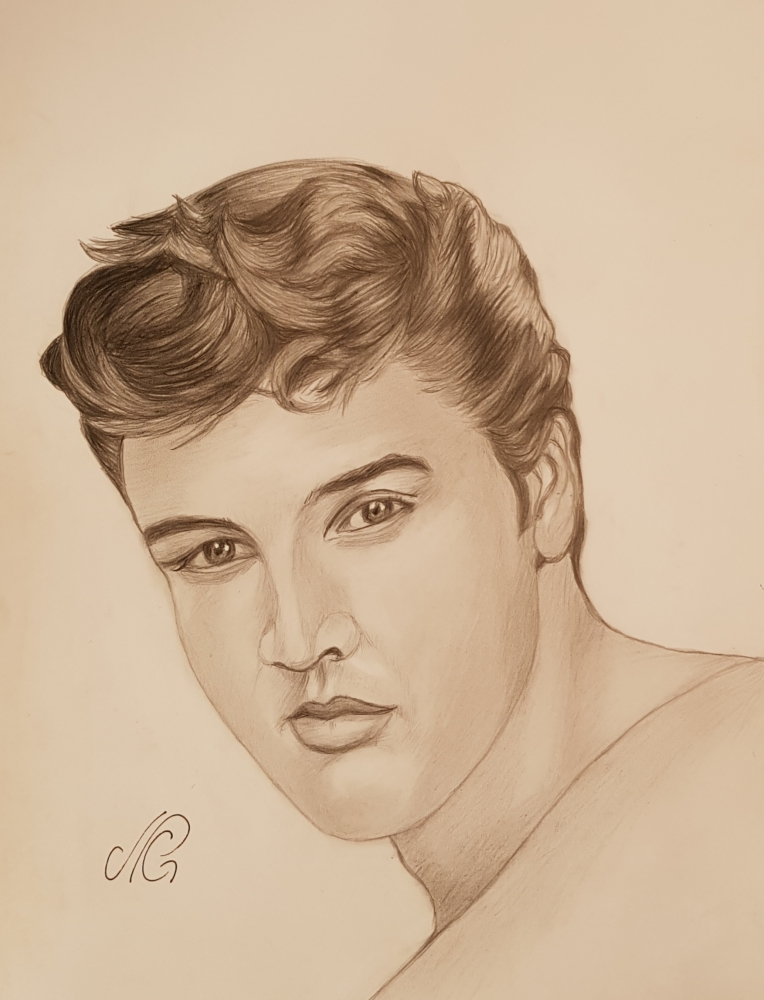Elvis Presley by Nicky08